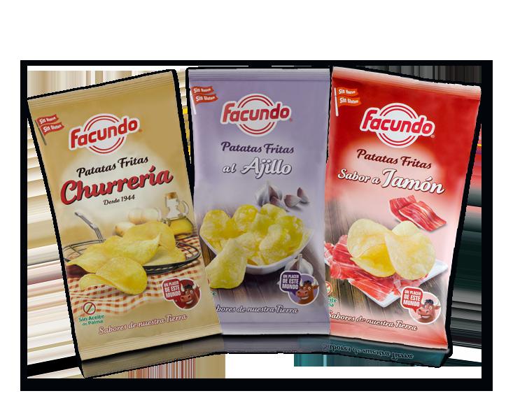 Patatas Fritas Facundo